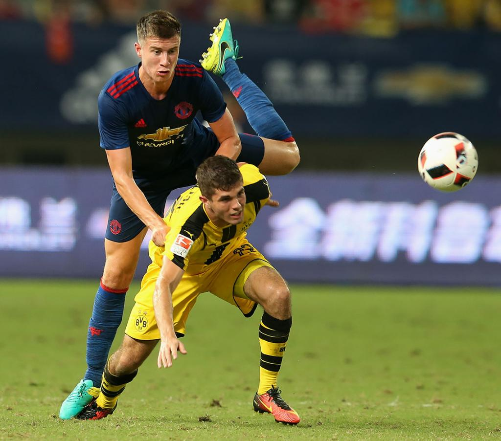 Christian Pulisic: Inside The Dortmund, USA Rising Star's Growth
