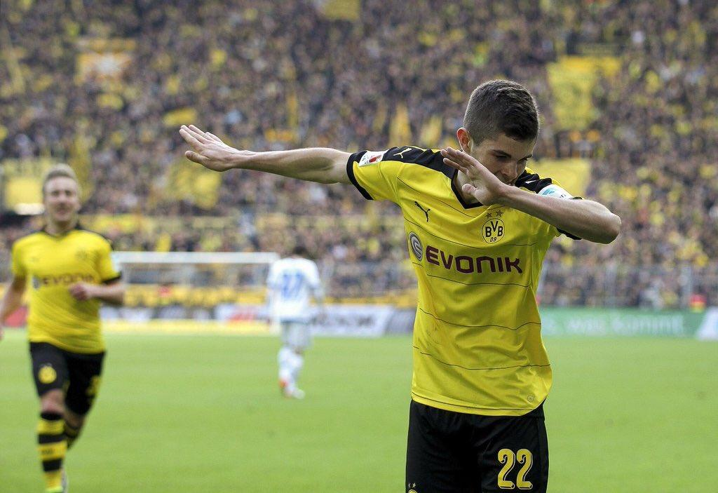 Christian Pulisic Is The Greatest Thing Since  What? Slow Down