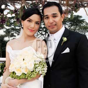 CIARA SOTTO AND JOJO OCONER WEDDING  January 18 2010