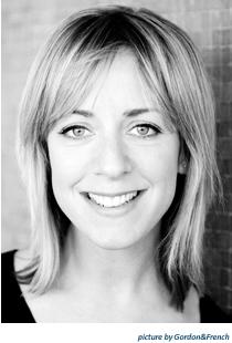 Claudie Blakley Patron Of EBOS   JJB Drama Studios