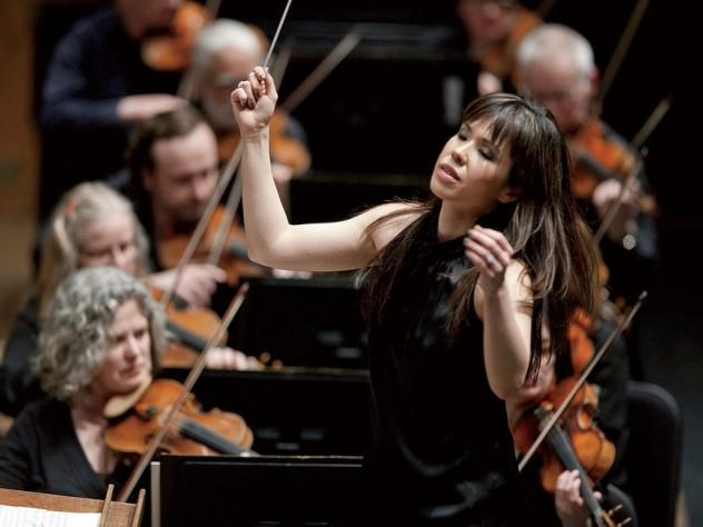 Conductor Sarah Hicks Moves Easily Between Pops And Classics