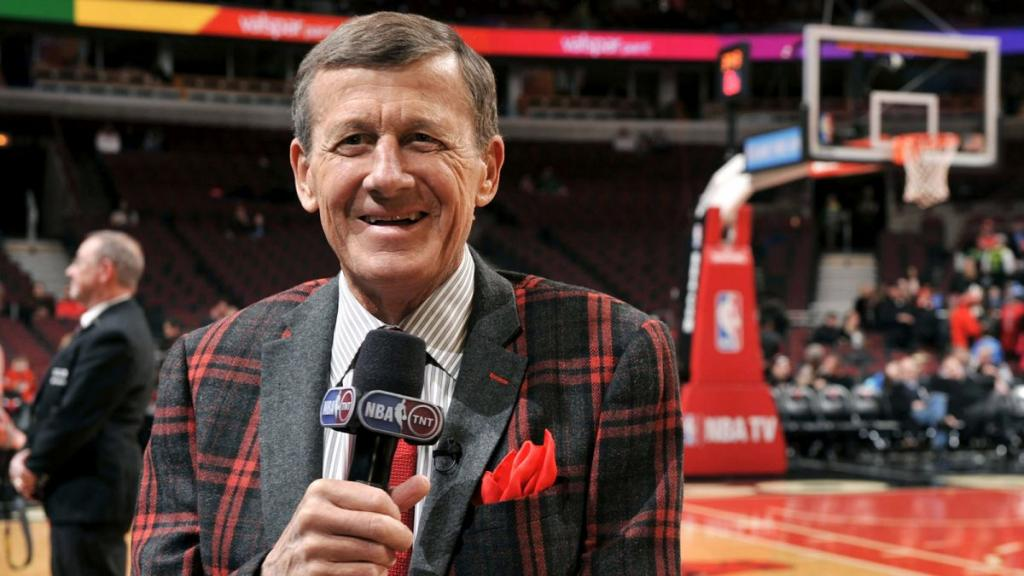 Craig Sager Returned To Sidelines As NBA On TNT Reporter Thursday