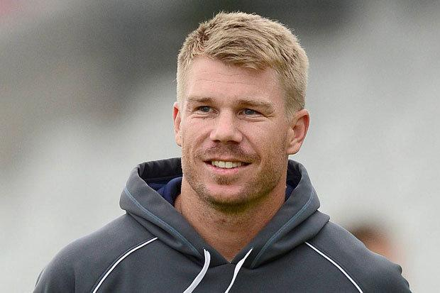 Cricket: David Warner Is On His Way   Daily Star