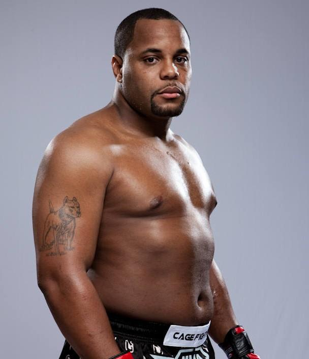 Daniel Cormier - Bad Tattoos Of MMA