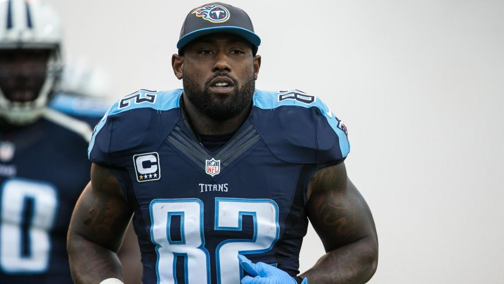 Delanie Walker Has Been Named The Titans Walter Payton Man Of The