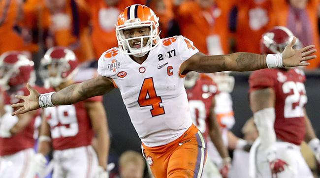 Deshaun Watson Draft Stock According To NFL Coach, QBs   The MMQB