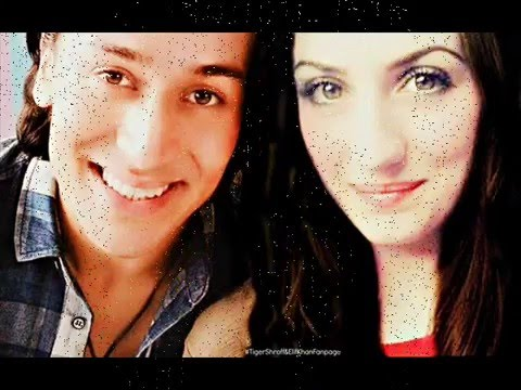Elif Khan And Tiger Shroff - YouTube