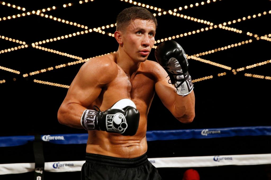 FIGHT SPORTS Official Website: UFC, Bellator MMA, NewsGennady Golovkin