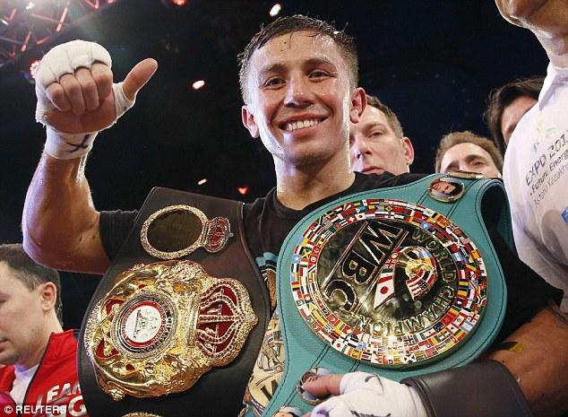 Gennady Golovkin Is In Prime Position To Become Pound-for-pound King