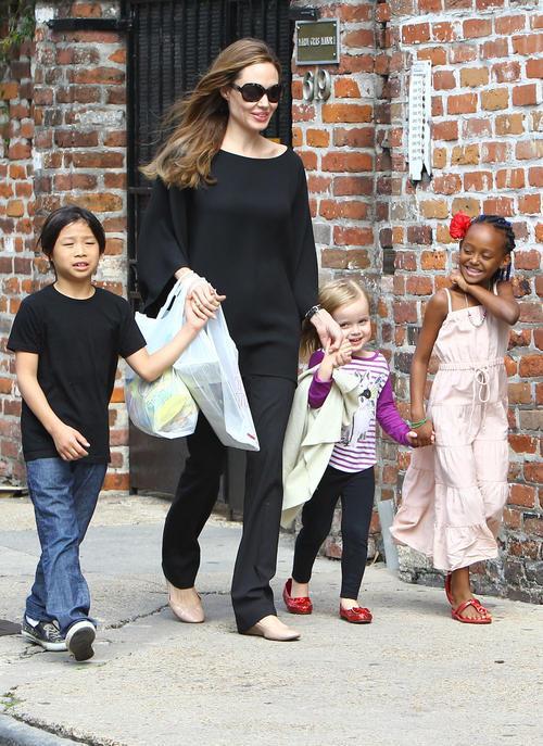 Happy 9th Birthday Pax Thien Jolie-Pitt!   Celebrity Baby Scoop