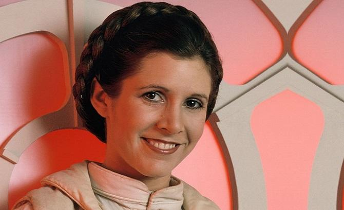 Happy Birthday Carrie Fisher, Princess Leia Turns 58 As 'Star Wars