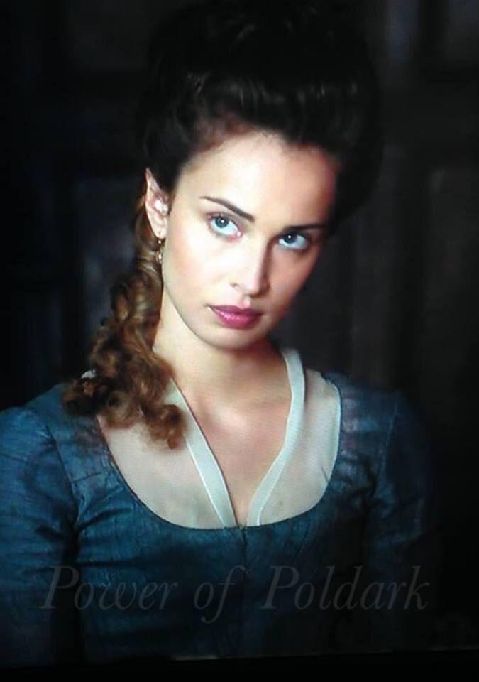 Heida Reed As Elizabeth Poldark Nee Chynoweth. #Poldark (2015