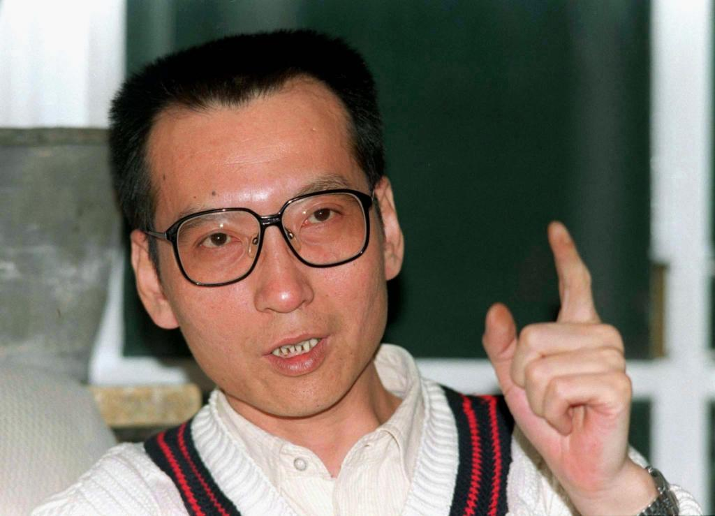 Here's What Landed Liu Xiaobo In Chinese Prison - Business Insider