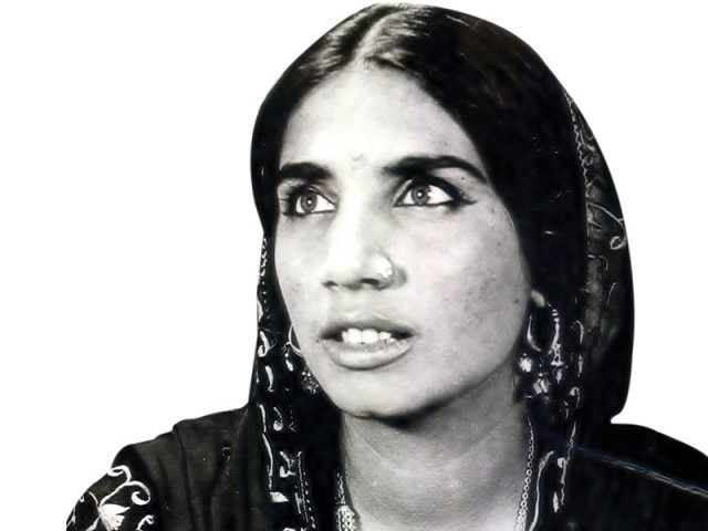 In Her Shadow: Reshma - The Express Tribune