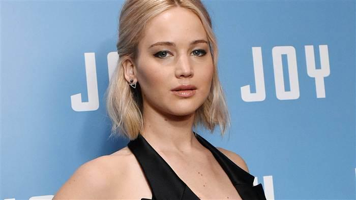 Jennifer Lawrence Talks Body, Showbiz And Being 'over-paid