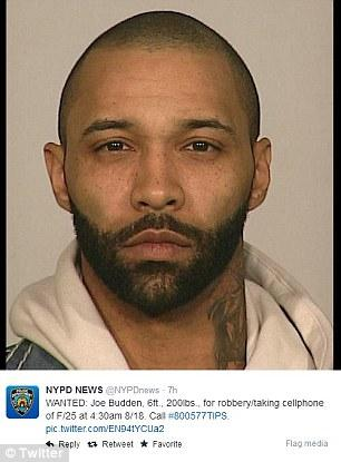 Joe Budden Accused Of Beating And Choking Ex-girlfriend Over