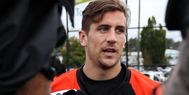 Jordan Rodgers Looking To Make His Mark In The CFL - CFL.ca