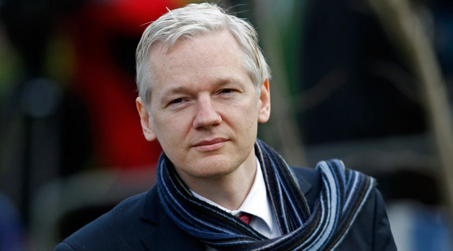 Julian Assange: 'Snowden, I And Kim Dotcom All Assigned Same