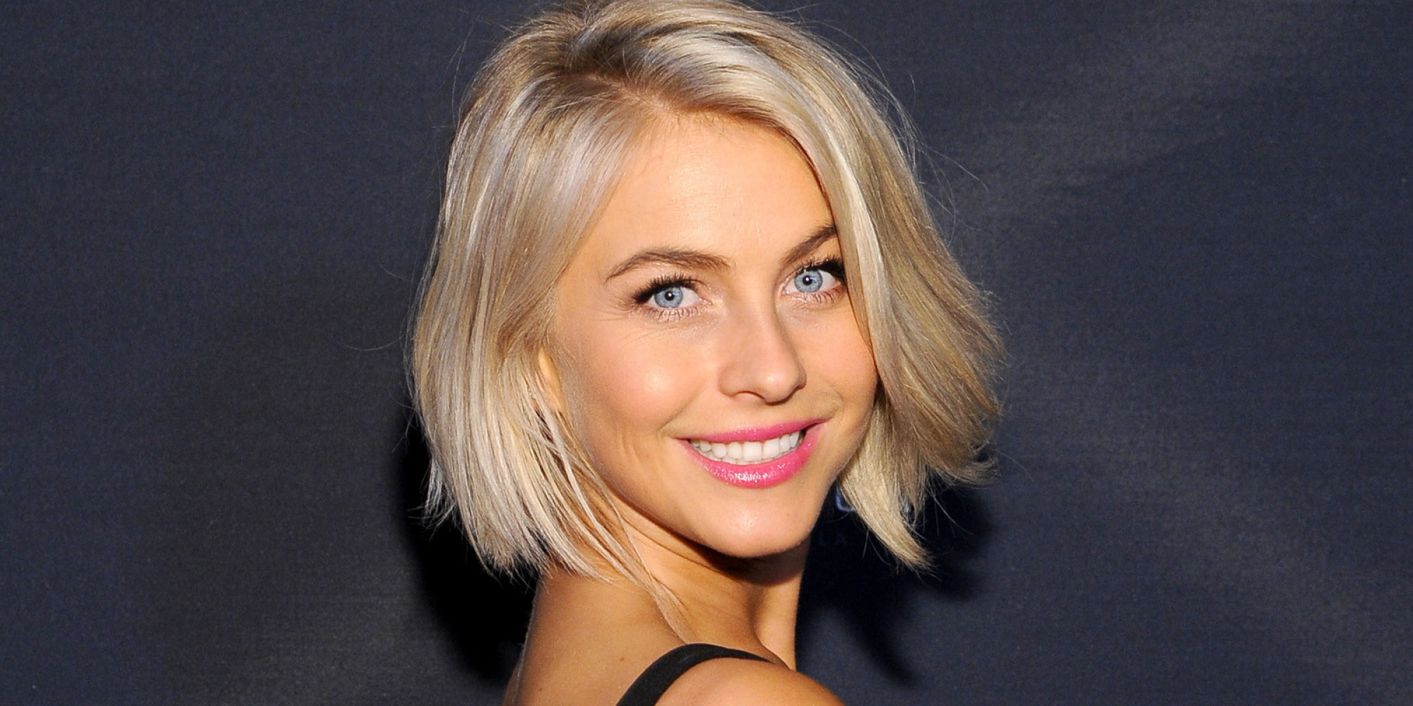 julianne hough on how to get voluminous curls like grease