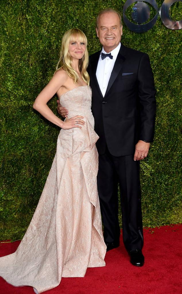 Kelsey Grammer Expecting Third Child With Wife Kayte Walsh   E! News