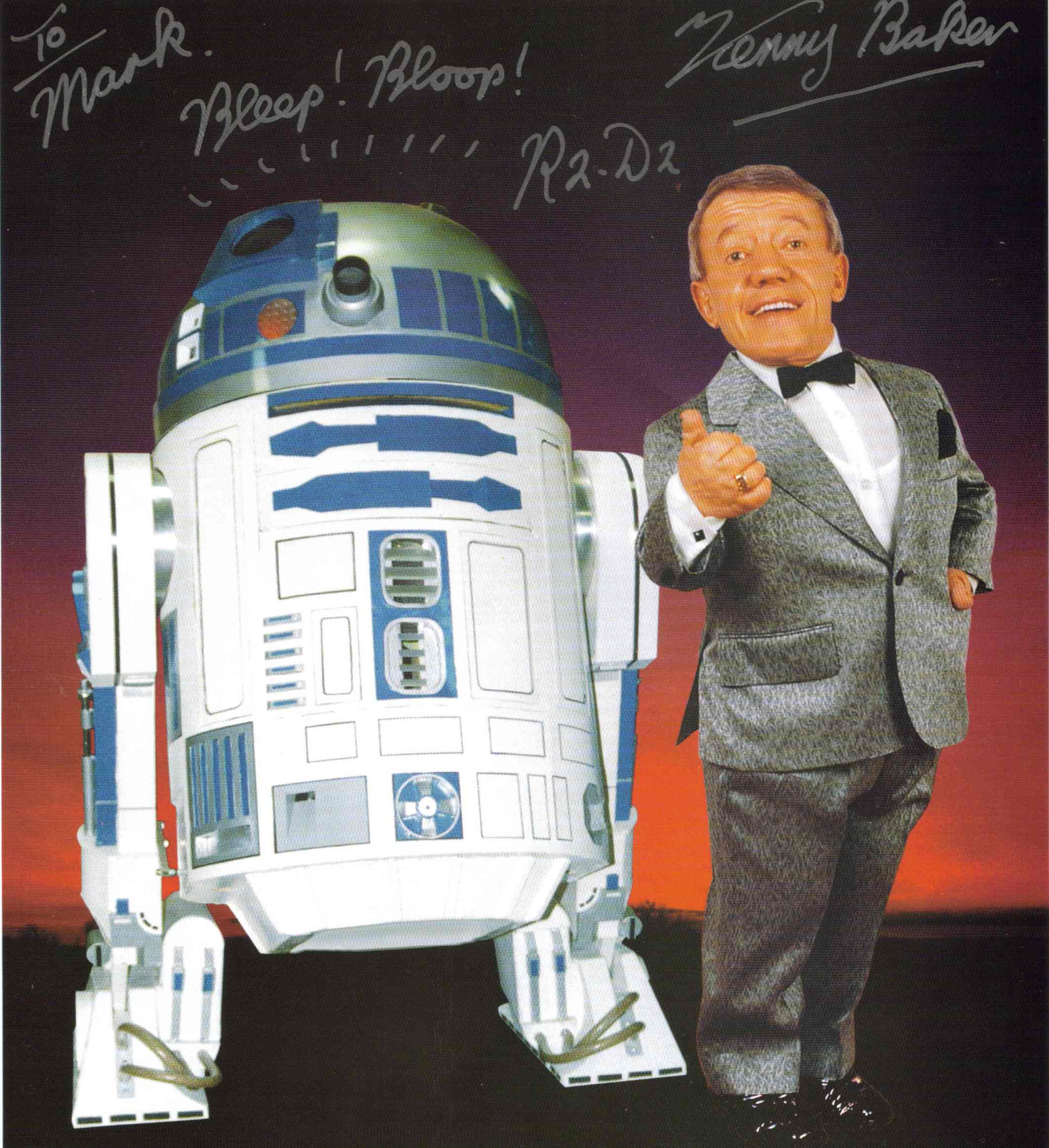 Kenny Baker R2d2 Actor Kenny Baker Famous   Chainimage
