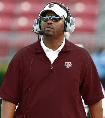 Kevin Sumlin In The Middle Of A Total Disaster In College Station