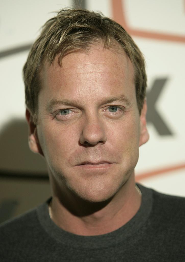 Kiefer sutherland photos, images and hd wallpapers