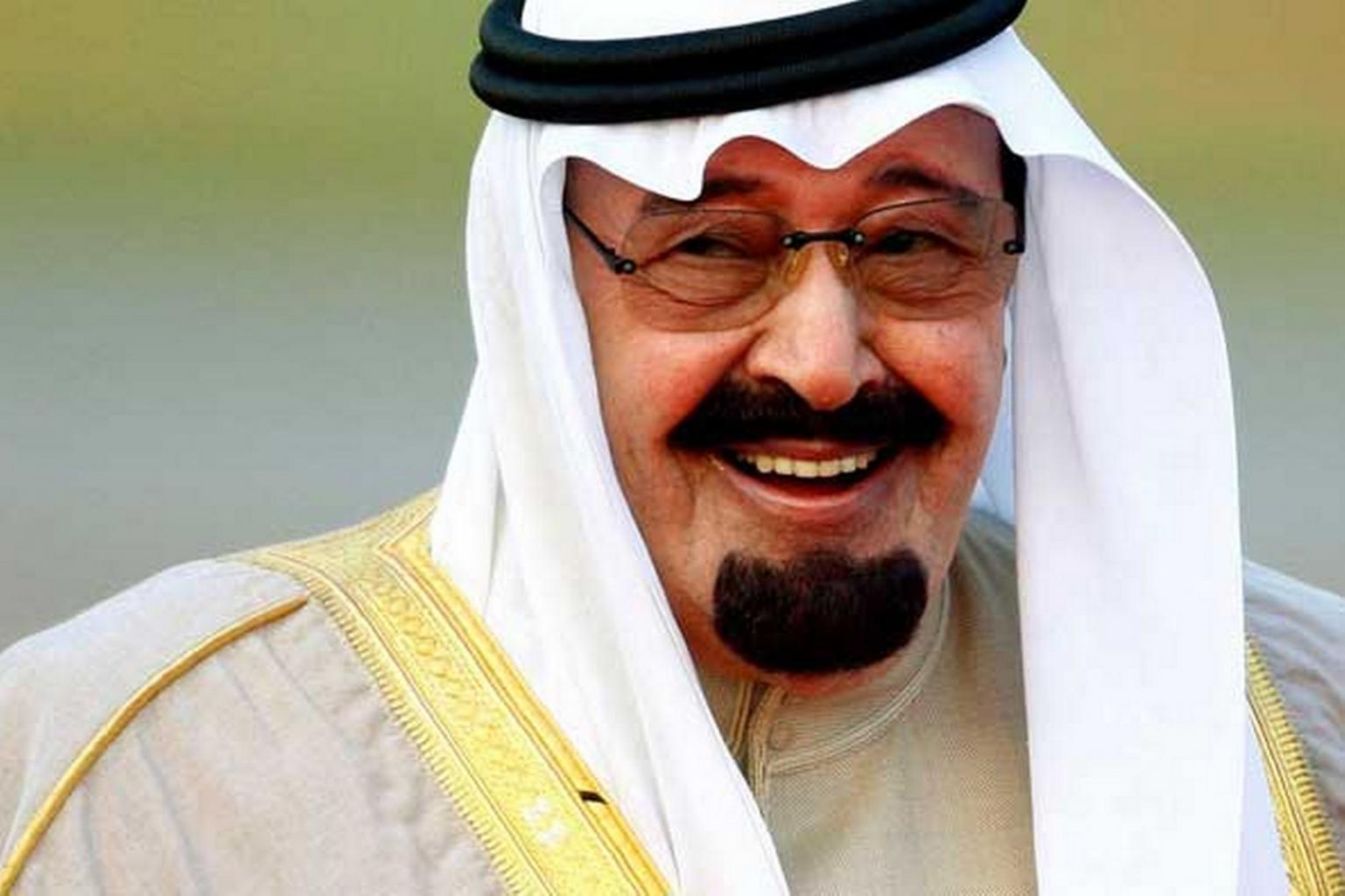 King Abdullah, King Of Saudi Arabia Is Dead - Or Is He