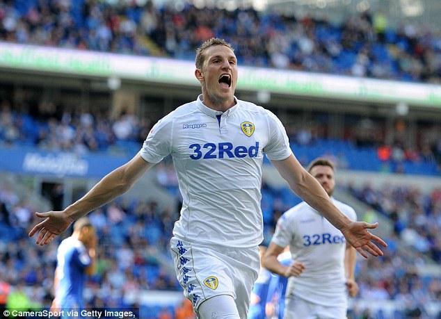 Leeds Striker Chris Wood Say His Sister Is Better Than Him   Daily
