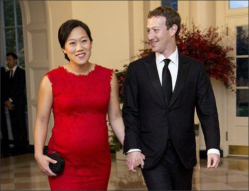 Mark Zuckerberg, Priscilla Chan Pledge Huge Gift To