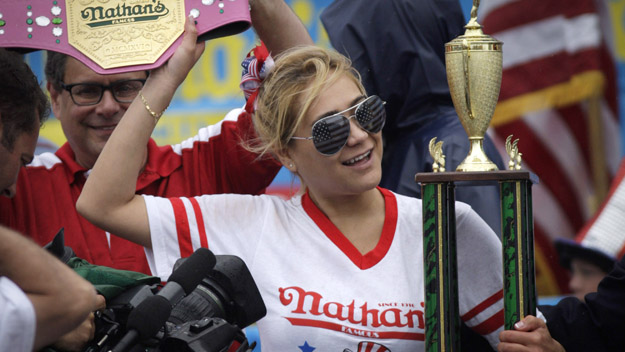 Miki Sudo, Female Competitive Eater, Exclusive Interview
