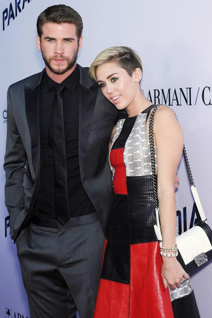 Miley Cyrus Tattoo For Liam Hemsworth Engaged Again: Wedding News