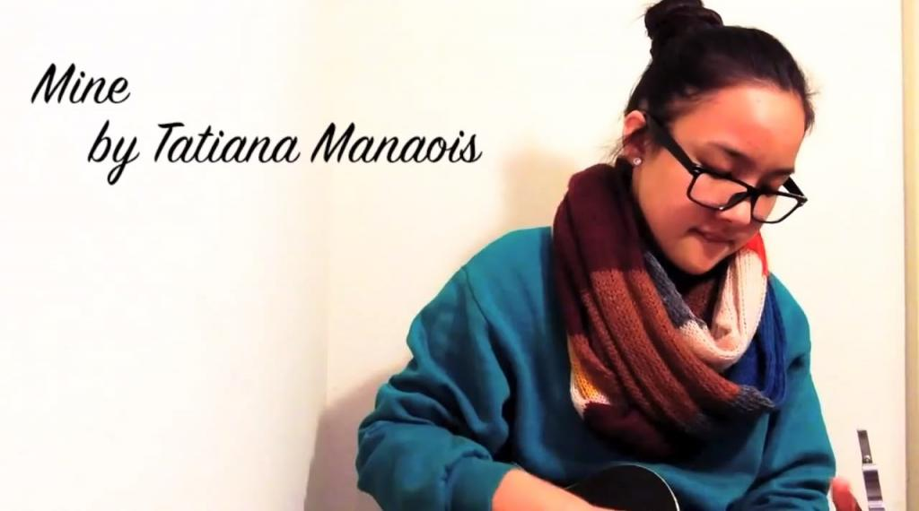Mine - Tatiana Manaois (Original) - YouTube