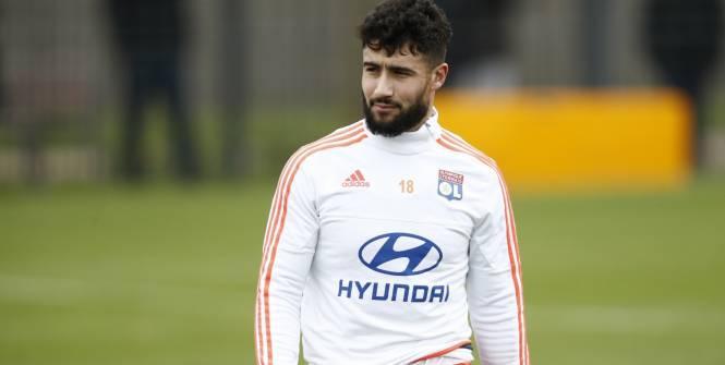 Nabil FEKIR - Football : La Fiche De Nabil FEKIR (Lyon)