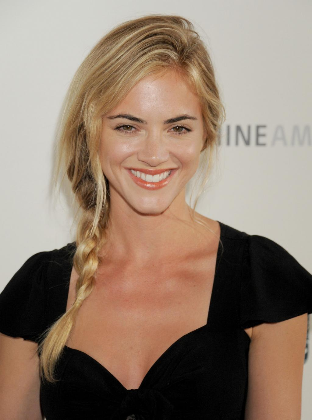 NCIS': Emily Wickersham Cast As Ziva's Successor, Bishop