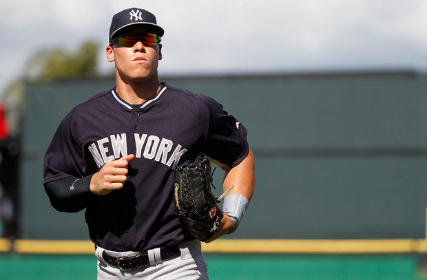 New York Yankees: Aaron Judge Promoted To AAA