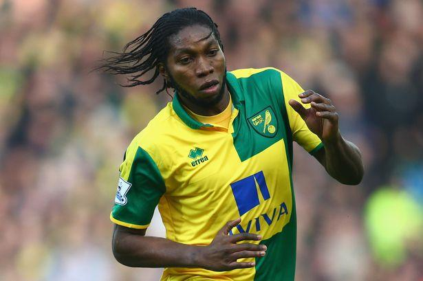 Norwich Star Dieumerci Mbokani Quits Congo Duty After Missing Games