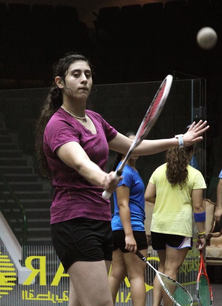 Nour El Sherbini - Wikipedia