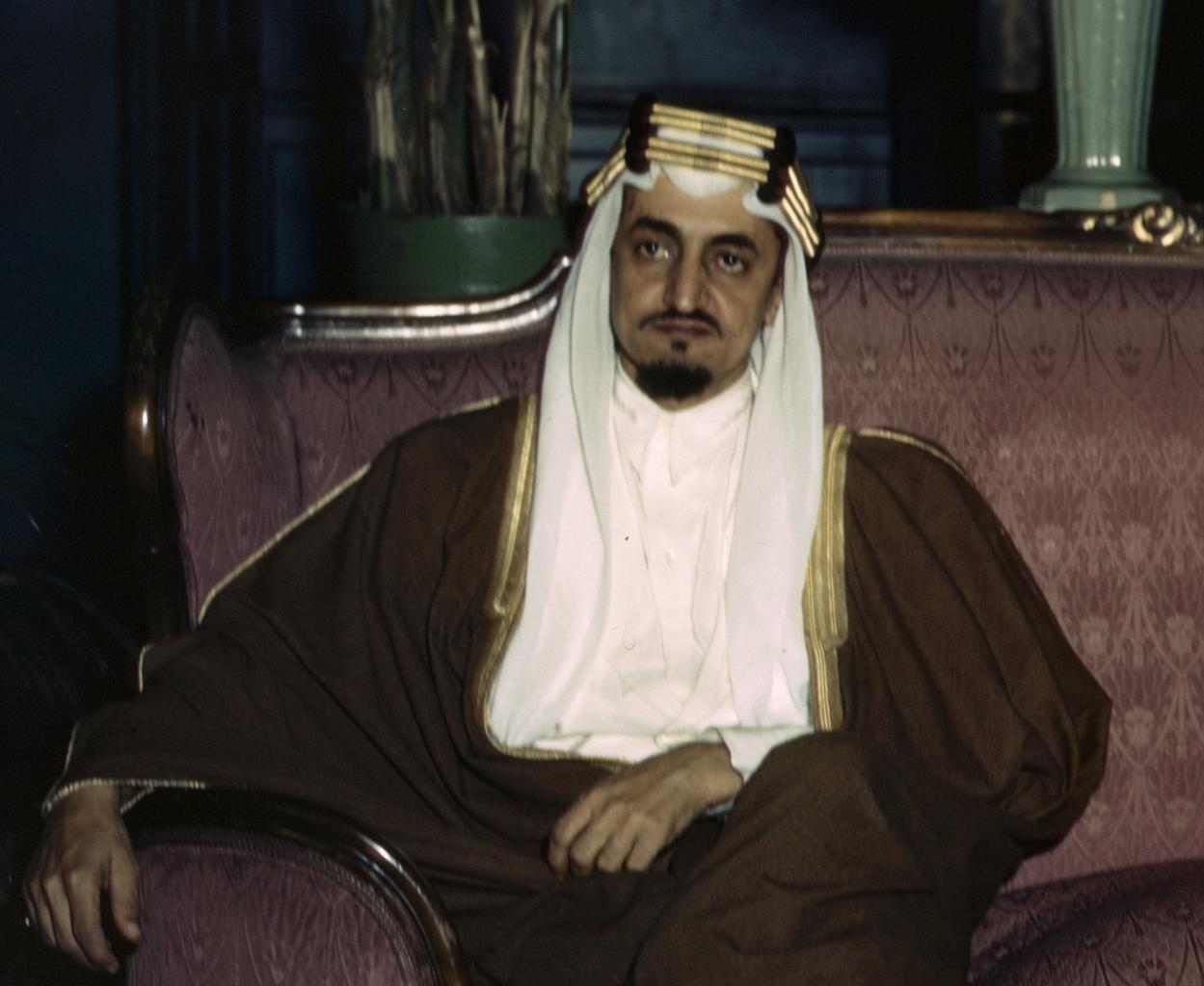 On This Day : 25 March 1975     Saudi's King Faisal Assassinated   Art
