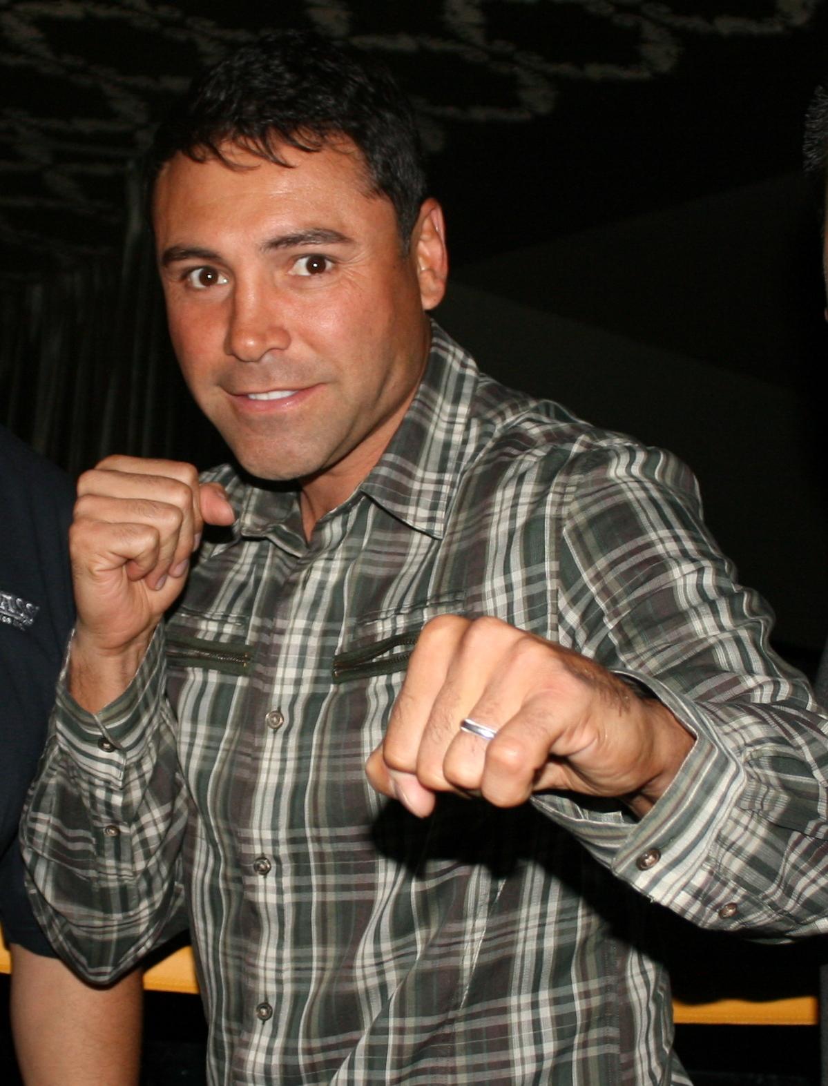 Oscar De La Hoya - Wikipedia, The Free Encyclopedia