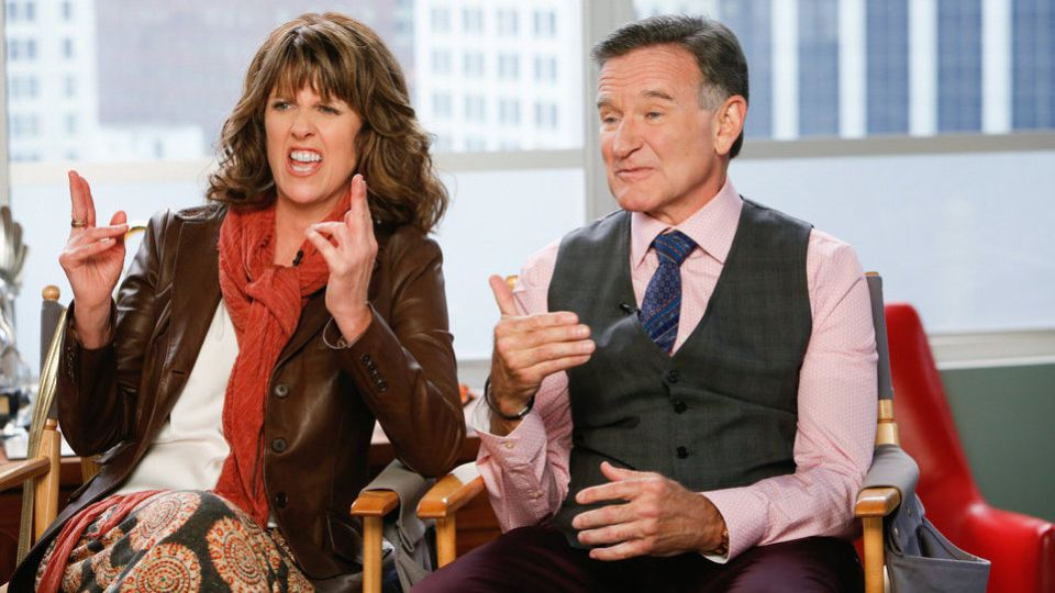 Pam Dawber On Her Reunion With Robin Williams 32 Years After Mork