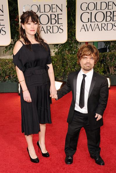 Peter Dinklage And Erica Schmidt Photos - 69th Annual