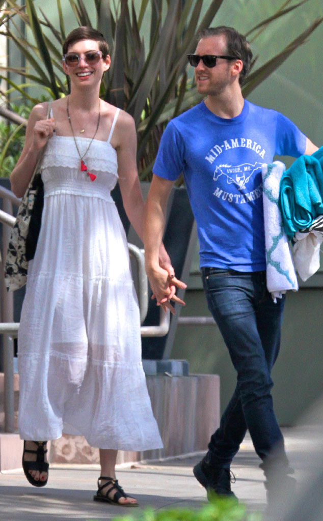 Pixie Perfect From Anne Hathaway & Adam Shulman: Romance Rewind