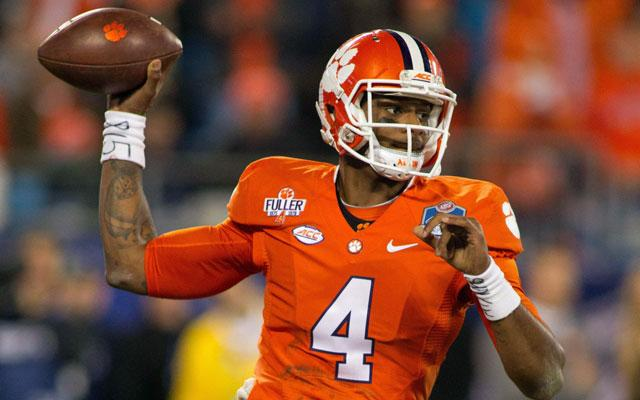 Poverty, Major Injury Couldn't Stop Clemson's Deshaun Watson