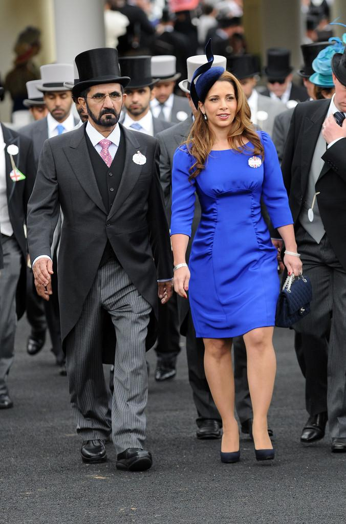 Princess Haya Bint Al Hussein Sheikh Mohammed Bin Rashid Al Maktoum