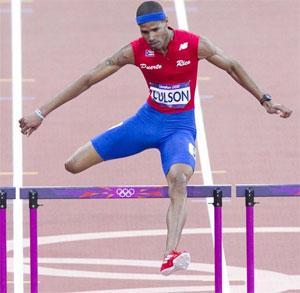 Puerto Rico's Javier Culson Wins Bronze @ 2012 London Olympics