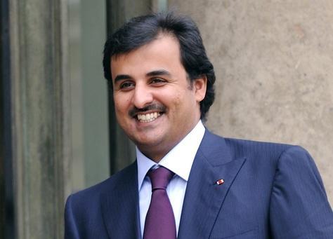 Qatari Emir Hands Power To Son Sheikh Tamim Bin Hamad Al Thani