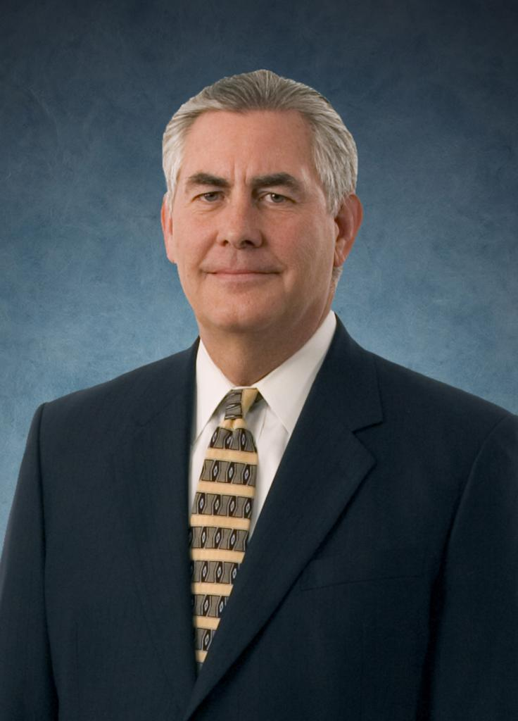 Quotes From Rex Tillerson   CEO Of Exxon Mobil Corporation   The