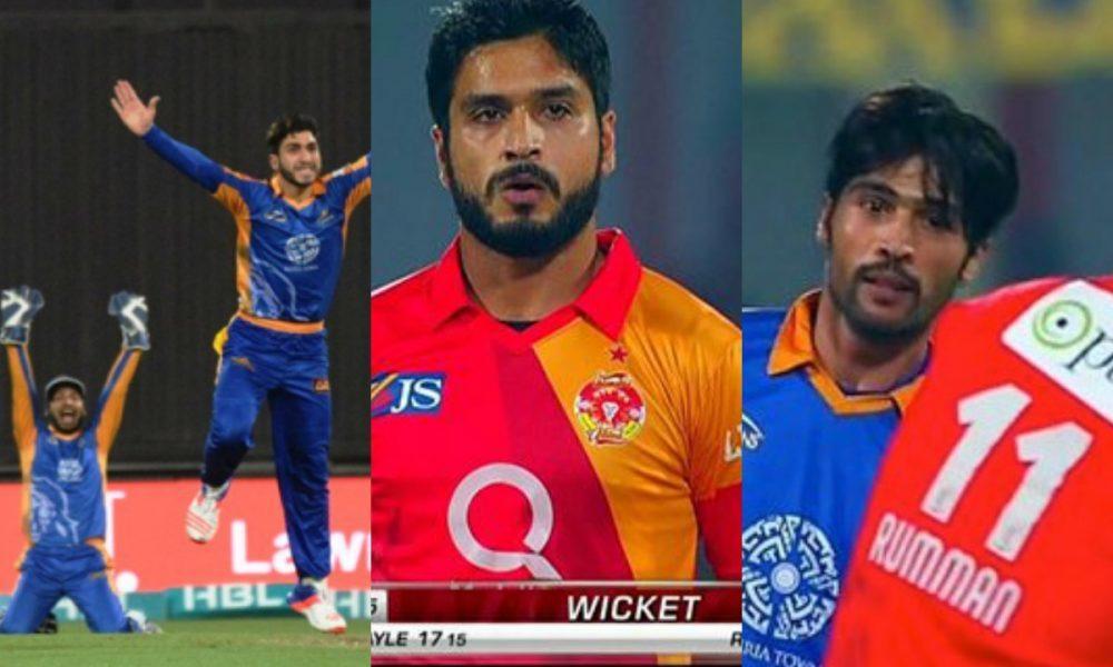 Rumman Raees' Epic Celebration Breaks The Internet While Karachi's