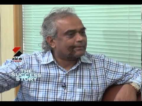 Sandesh News- The Success Story With Savji Dholakiya Founder Of Hari
